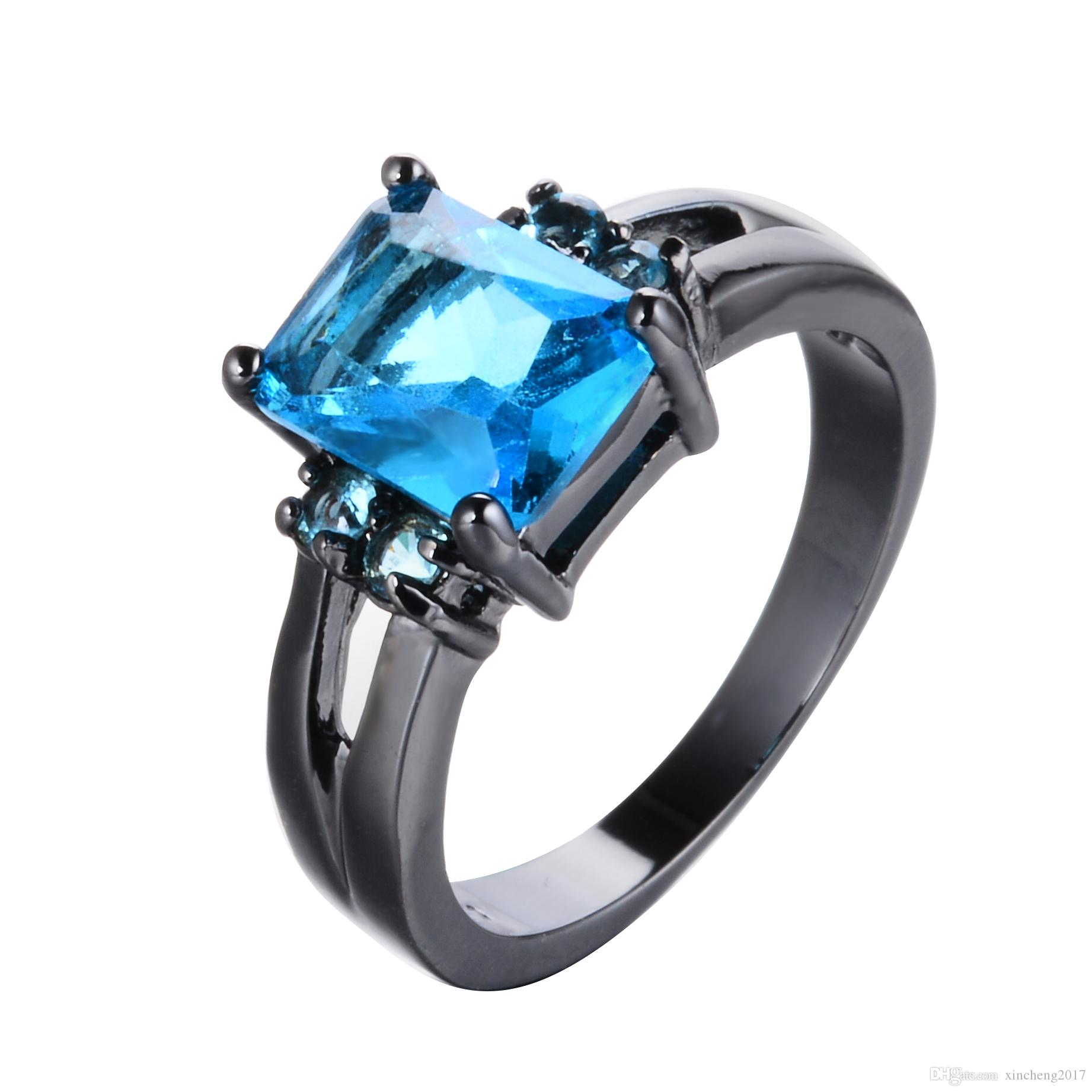 jewelry london rings carats design sizes amazon blue com nickel in finish topaz stone ring sterling silver rhodium dp to