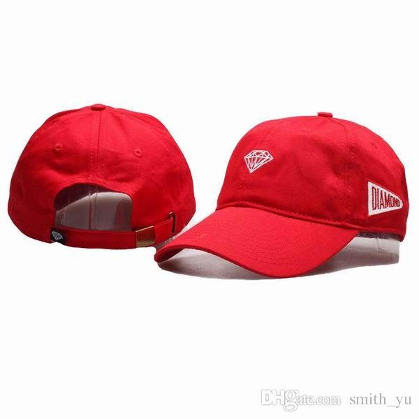 b5e4020724e5a Compre Hot Diamond Snapback Caps Sombreros Snapbacks Snap Back Hat Hombres  Mujeres Gorra De Béisbol Venta Barata A  11.03 Del Smith yu