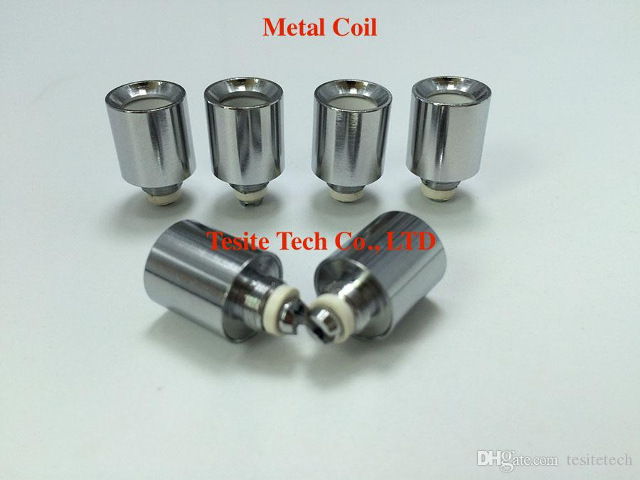Metal Coil for Vase Cannon Bowling Atomizer Glass Globe Atomizer ceramic donut replacement core for Straight Tube Metal Atomizer