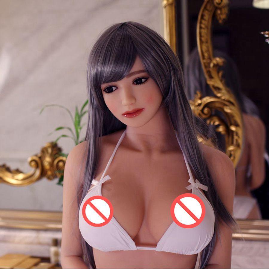 165cm dark skin sex girl sex toy tpe love doll oral anal solid