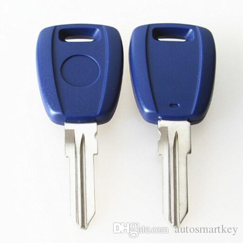 High quality car transponder key blank cover for Fiat transponder key shell can put long TPX chip inside