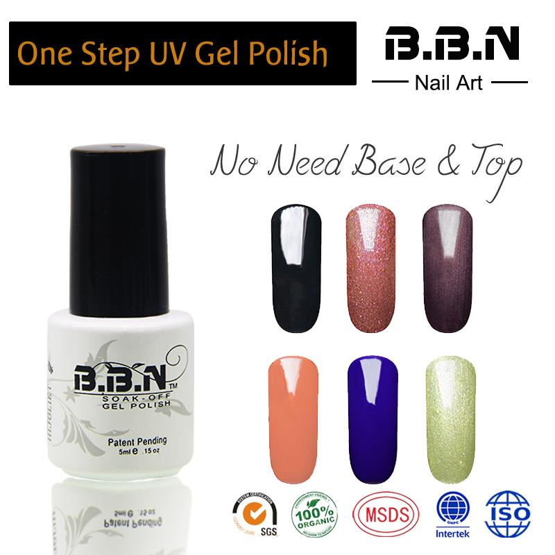 Wholesale Bbn Top Quality Easy Nail Beauty Gel Polish No Base No Top ...
