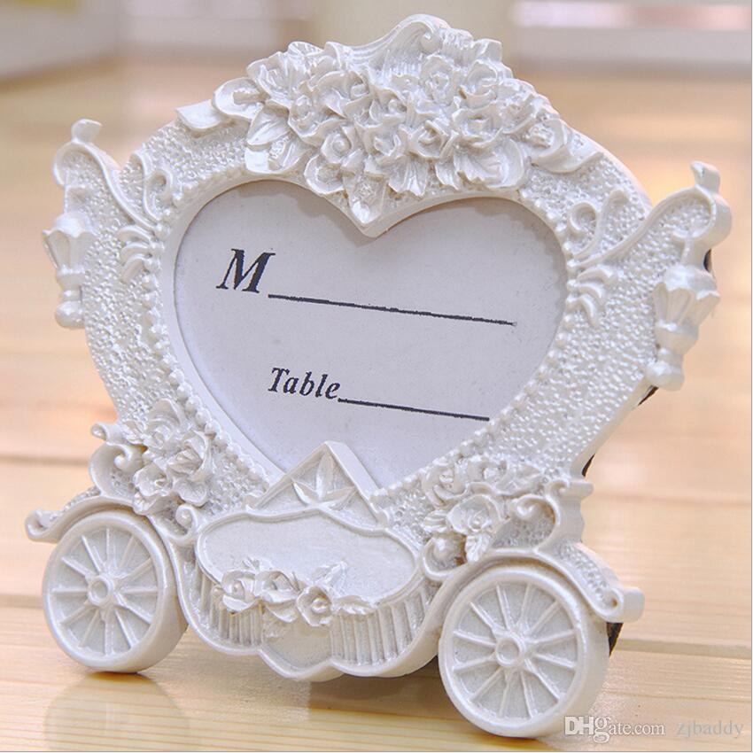 Indian Wedding Gifts for Guests White Pumpkin Carriage Photo Frame ...
