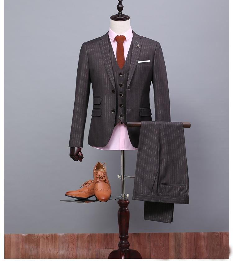 Wholesale Men Suit Mens Complete Designer Online Tuxedo Custom ...
