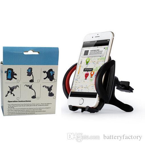 Unterhaltungselektronik Montieren Smartphone Stehen Maus Telefon Halterung Auto Handy Halter Magnetischer Halter Zubehör Saugnapf Auto-dashboard Windschutzscheibe