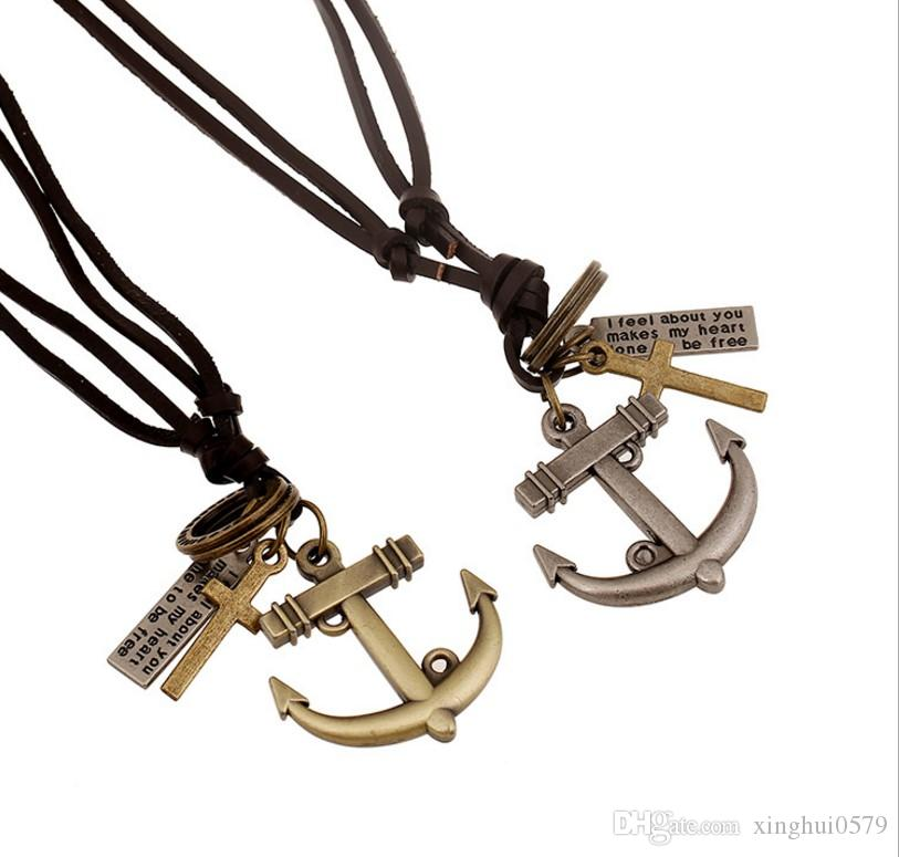Wholesale new cool sports necklace pendant boy jewelry adjustable wholesale new cool sports necklace pendant boy jewelry adjustable cow leather chain men necklaces pendants fine jewelry pendant necklaces from xinghui0579 mozeypictures Images