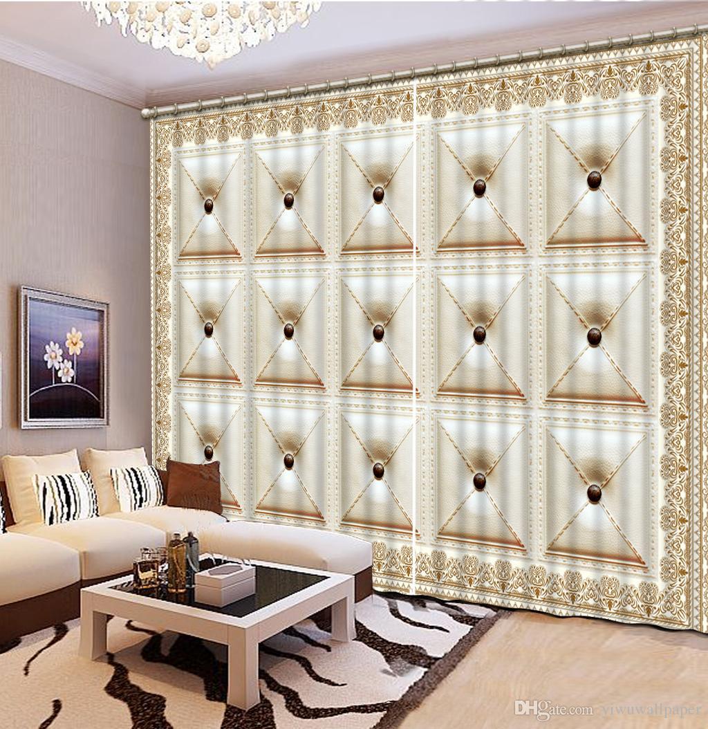 Acquista Home Decor Soggiorno Arte Naturale Decorazione Della Casa  Decorazione Morbido Moda Camera Da Letto Tenda Soggiorno A $321.61 Dal ...