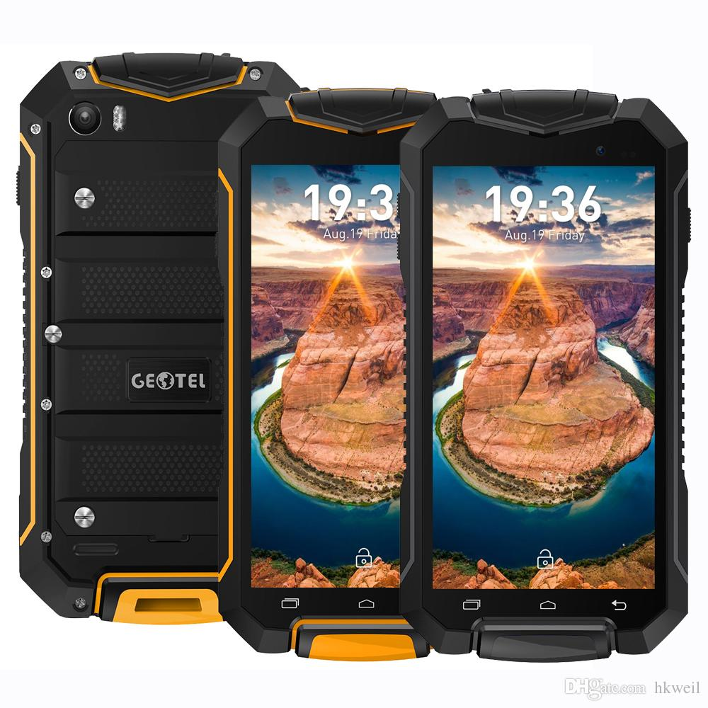 Geotel A1 Waterproof 3G Smart Phone 4.5Inch IP67 Gorilla Glass Screen