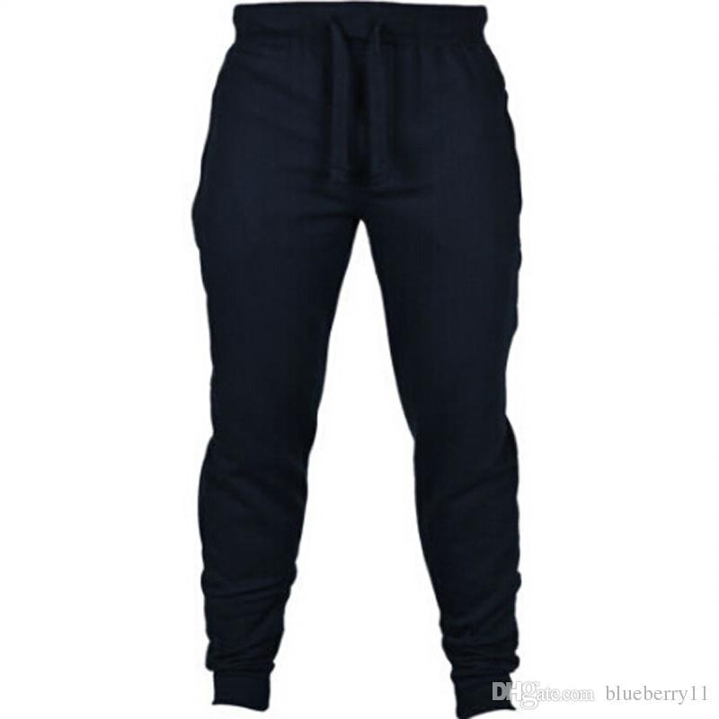 New Fashion Harem Pants Sweat Pants Men Trousers Jogger Pants Chinos Skinny Joggers