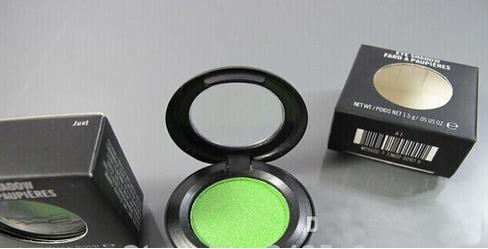 Frete grátis! Venda quente nova sombra de olho 24 pigmento da sombra da cor diferente 1.5g cor da mistura