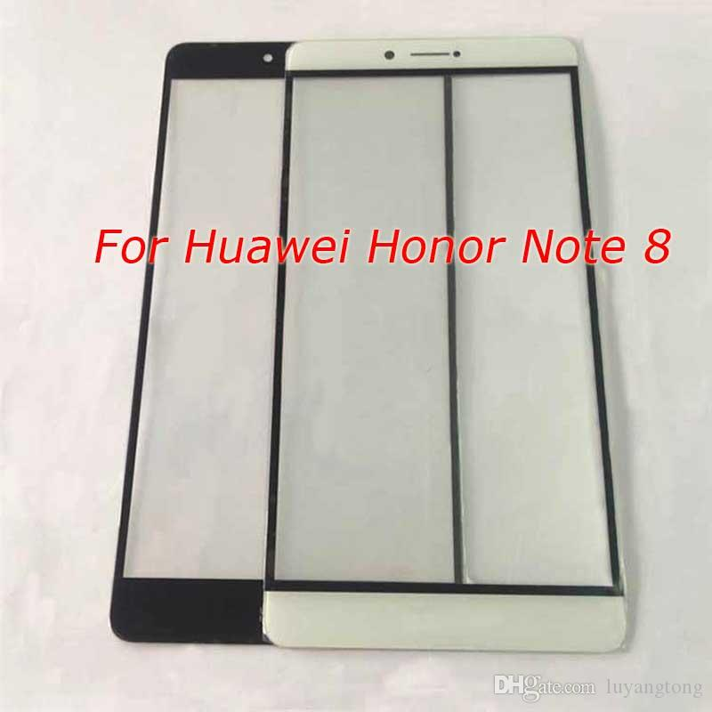 huawei honor note 8. 2017 for huawei honor note 8 outer glass cover replacement note8 touchscreen screen with free tool from luyangtong,