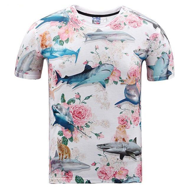 Bella Supera Acquista Donna Magliette Uomo Estate 3d T Shirt 31JcTlKF