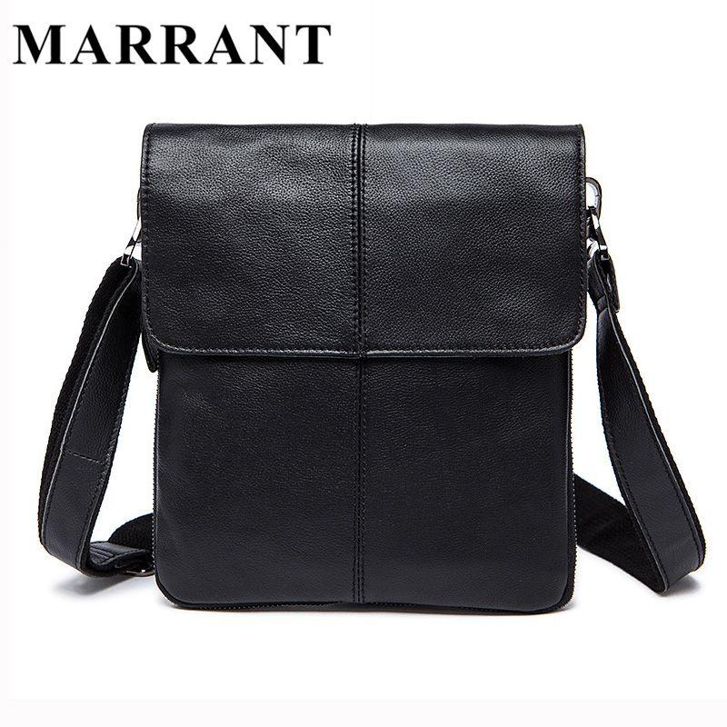 Wholesale MARRANT Hot Sale Male Bag Genuine Leather Men S Messenger Bags Men  Casual Crossbody Shoulder Bags Man Fashion Travel Bag 8006 Patricia Nash ... cea33e7df1afd