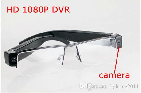 Glasses Camera Full HD 1080P Eyewear DVR pinhole camera Security & Surveillance sunglasses Mini camcorder audio video recorder V13