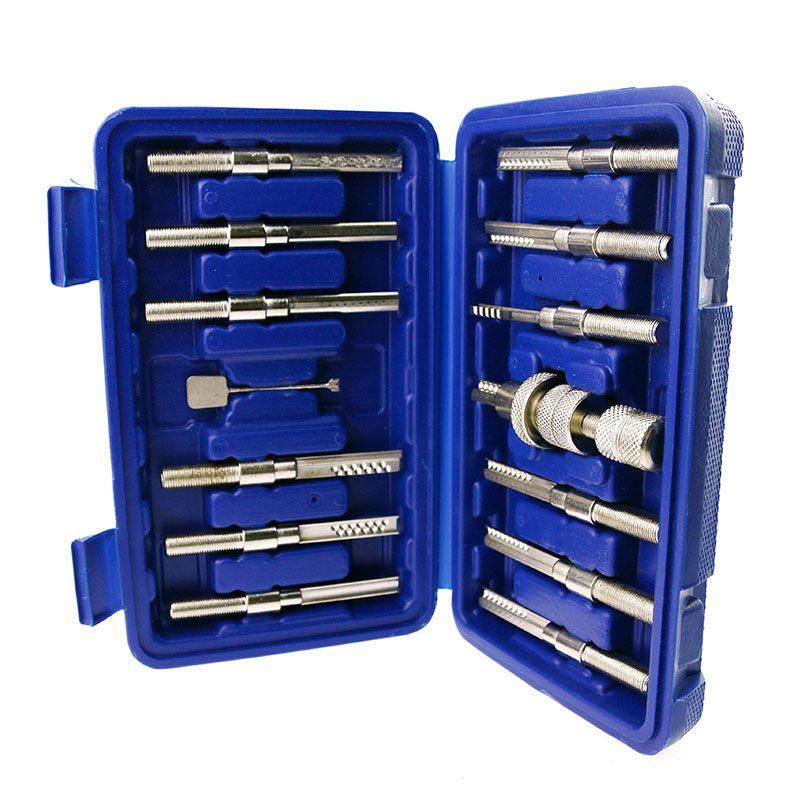 AB Kaba LockPicks Set Computer Picks Tools Locksmith Tools Lock Picking Unlocking Tools