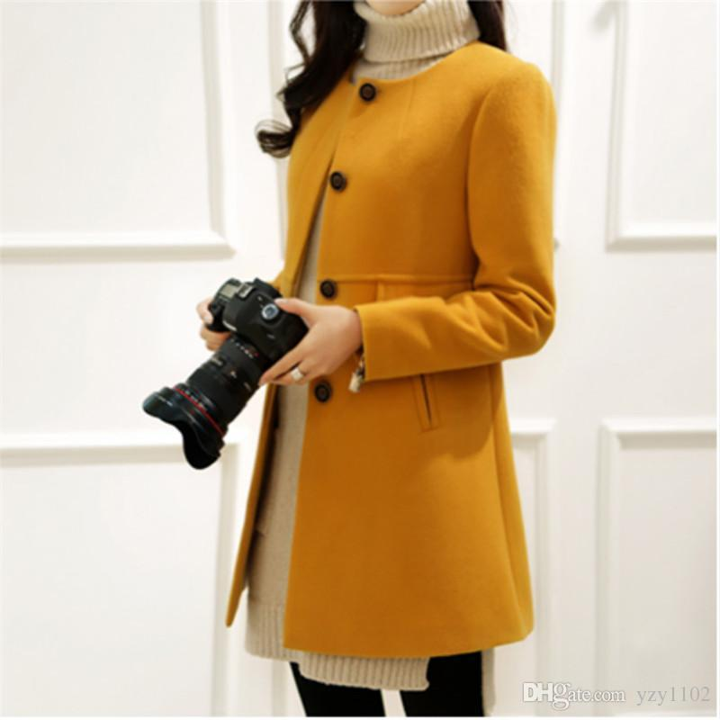 2017 High Quality Plus Size Coats Women New Winter Clothes Korean ... 9dd931323