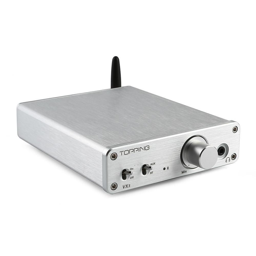 hi fi power stereo amplifier wireless bluetooth 4 0 digital audio