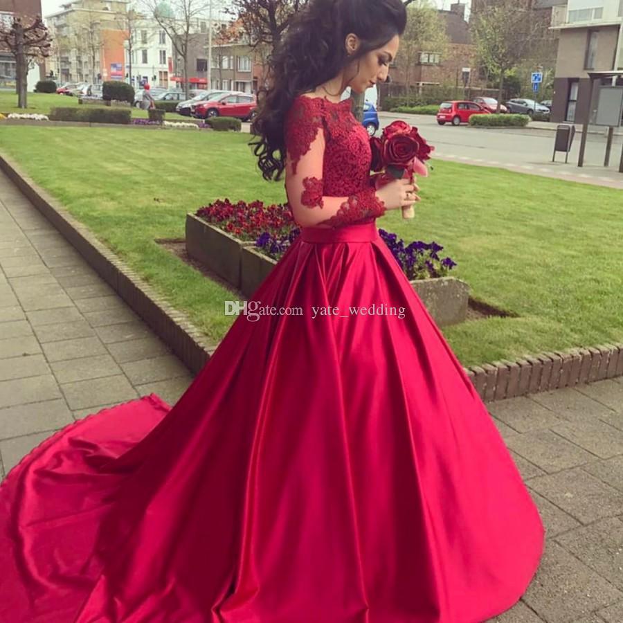 Long 16 dresses