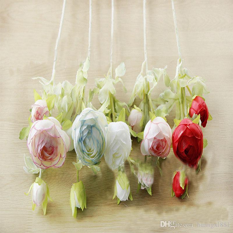 Yeni yapay ipek dekorasyon sahte çiçek yeni simülasyon çiçek düğün dekorasyon ev toplantı otel dekorasyon ipek çiçek