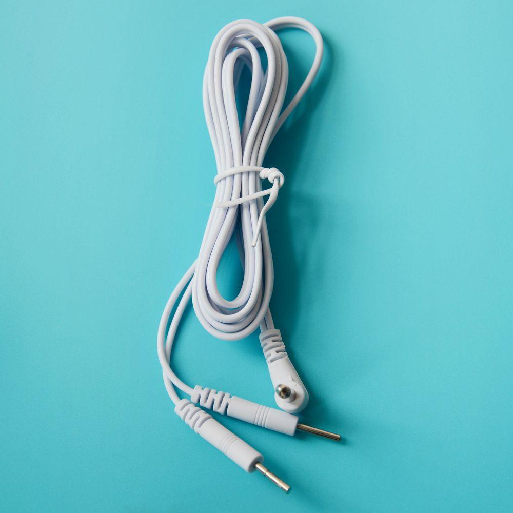 Tens Lead Wires - 3.5mm plug to Two 2mm للموصلات دبوس