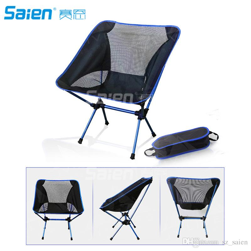 Compact Ultralight Portable Folding Camping Backpacking Chairs With Carry  Bag Folding Chair Foldable Beach Chair Fishing Online With $43.42/Piece On  ...