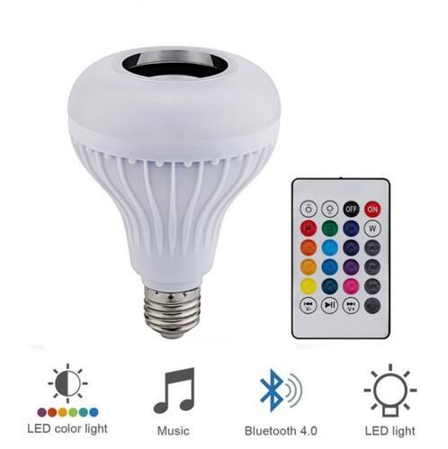 Bluetooth Akıllı Hoparlör Lambası E27 Okyanus Dalgası Kurşun Gece Fantasy Işık Projektör Hoparlör Lambası Elektrikli Scooter Müzik MP3