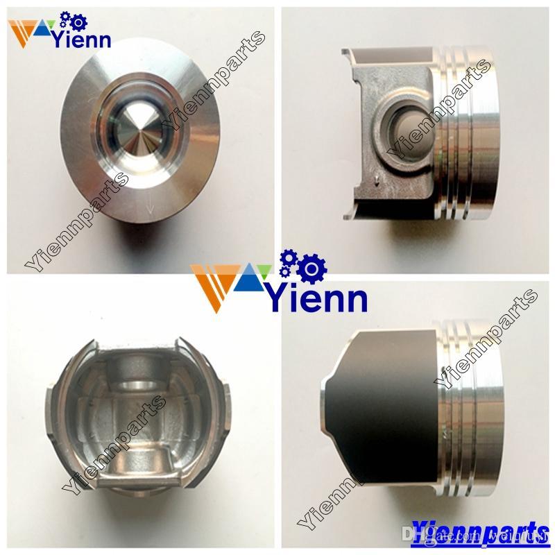 V3300T V3300 Kit de reconstrucción de reacondicionamiento para motor Kubota THOMAS T225 T245 T250 T320 Piezas de reparación del generador del cargador Anillo de pistón Junta de cojinete
