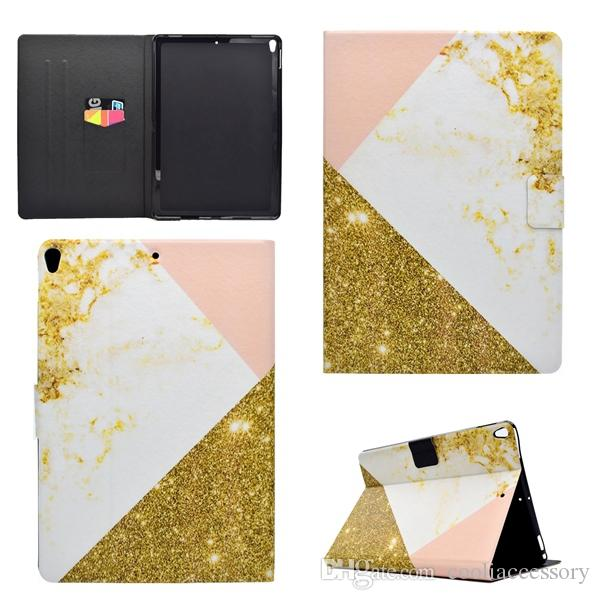 Marble Leather Case Pouch For Ipad Pro 10 5 9 7 2017 Mini