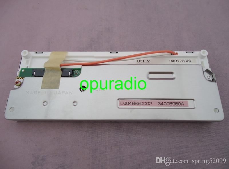 Shapp 4.9inch LCD DISPLAY MODULE LQ049B5DG02/LQ049B5DG04 4.9 inch screen for Mercedes car audio systems