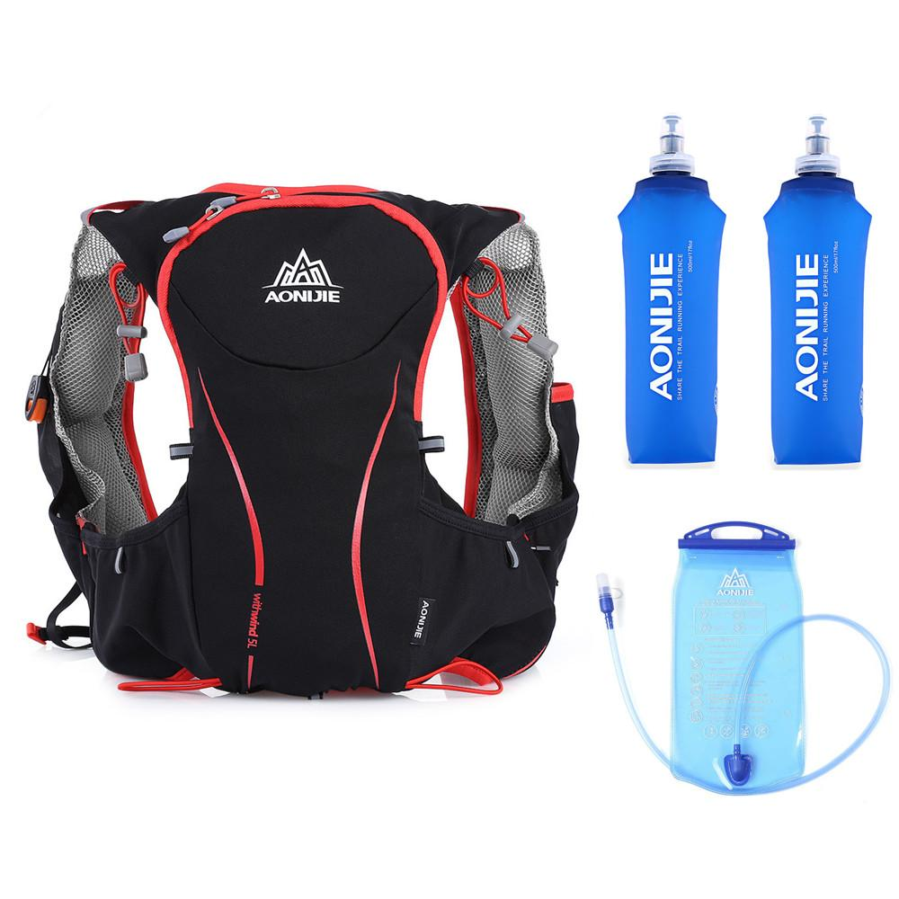 a02febf646 Wholesale-AONIJIE 5L Running Bag Backpack Hydration Bag Outdoor ...