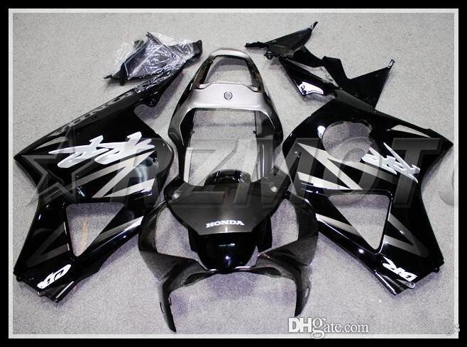 3 Geschenke für HONDA CBR954RR CBR900RR 02 03 frei angepasst CBR CBR900 900RR 954 954RR CBR954 RR 2002 2003 Verkleidung Cool Silber schwarz Farbe