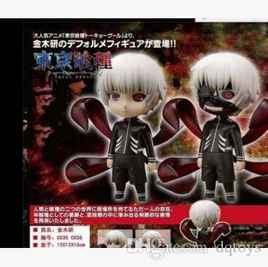 Grosshandel Funko Pop Tokyo Ghoul Kaneki Ken Q Edition Action Figuren Spielzeug Hohe Qualitat Cartoon Dekorationen Anime Kinder Von Dqtoys