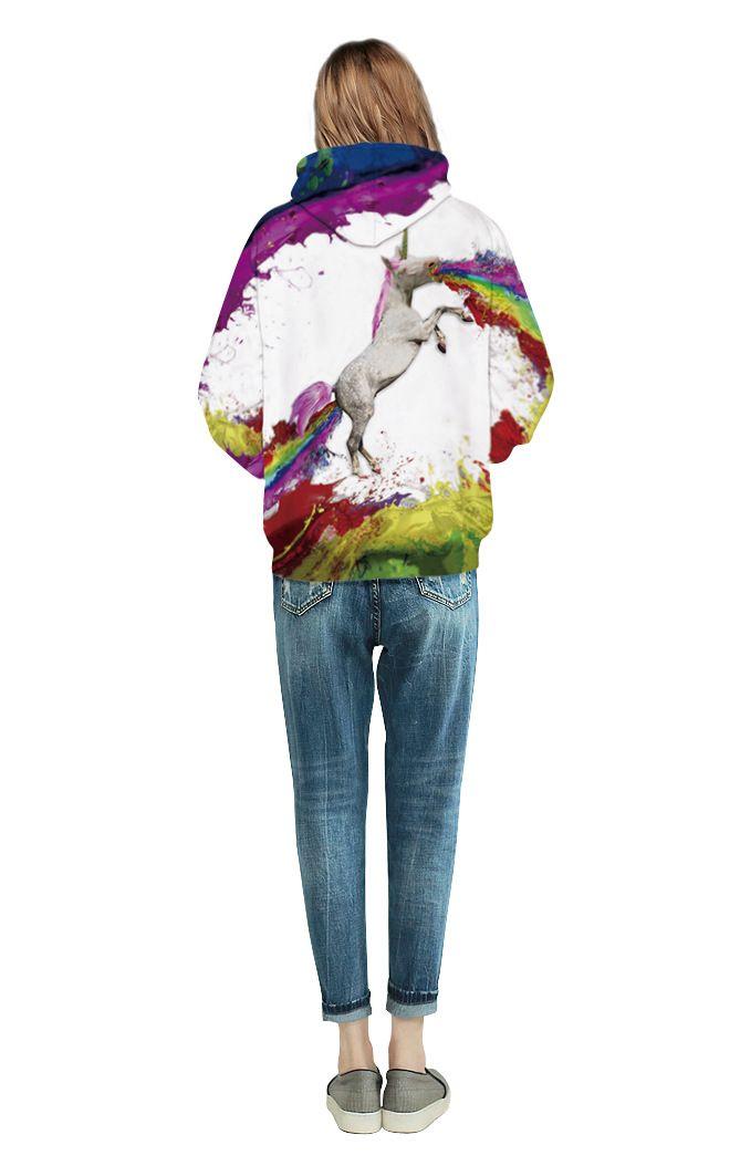 High quality Fashion burst digital prints with a hat sweater MH030 Men's Hoodies Sweatshirts