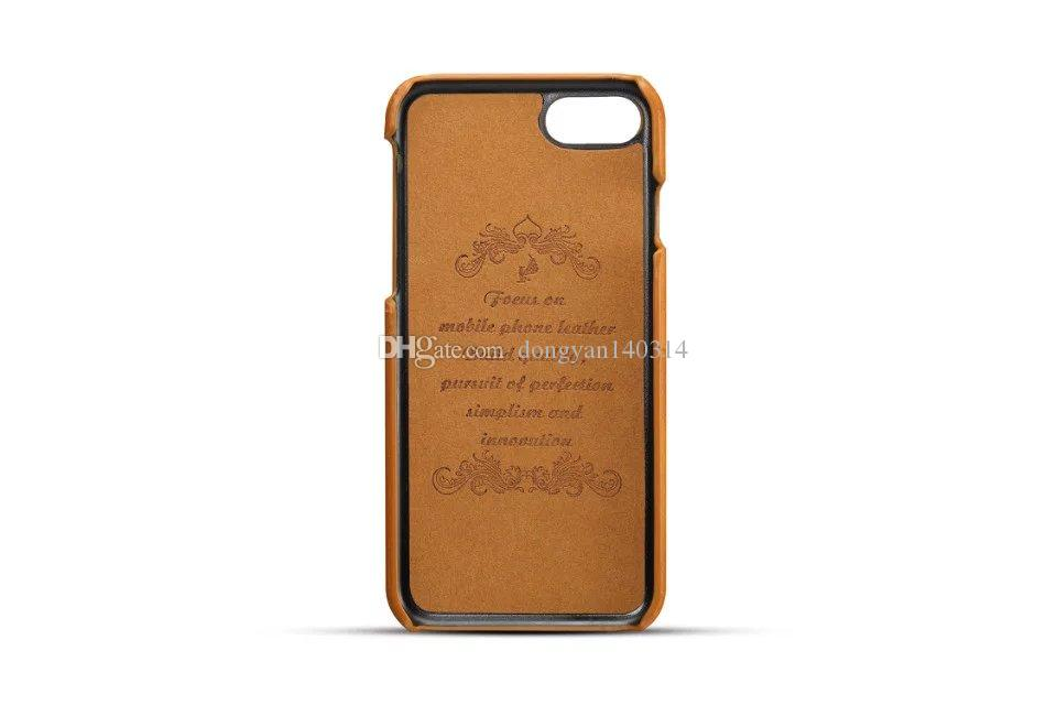 Luxury Fashion Business Style Wallet phone Case For iphone Xr With Credit Card pokect Slots leather Case Cover for samsung Note9