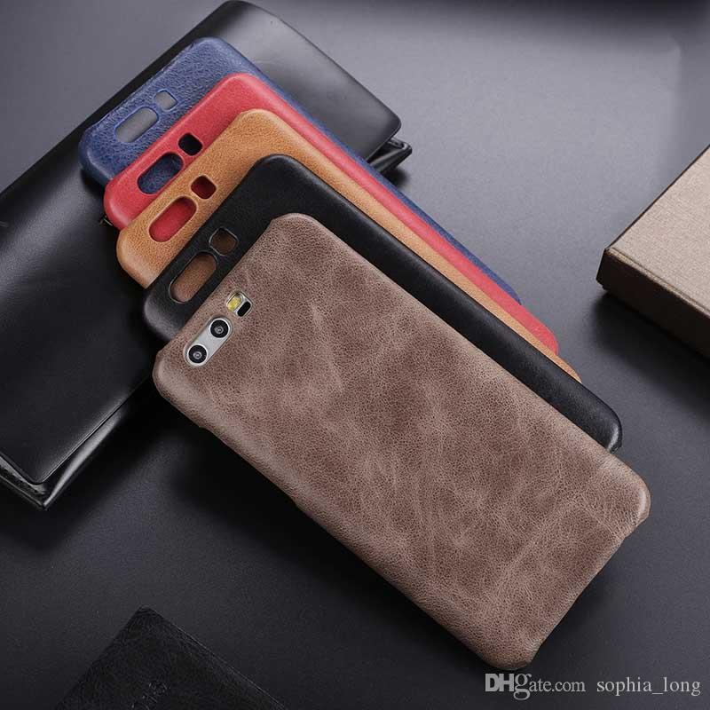 cheap for discount e2538 7e21a For Huawei Honor 9 Case Cell Phone Cover for Honor 9 Genuine Leather Cases  Honor9 STF-AL00 Cover Protector