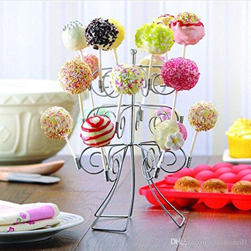 40 Creative Removable 40 Tier 40 Cake Pops Display Holder Lollipop Custom Lollipop Stands Display