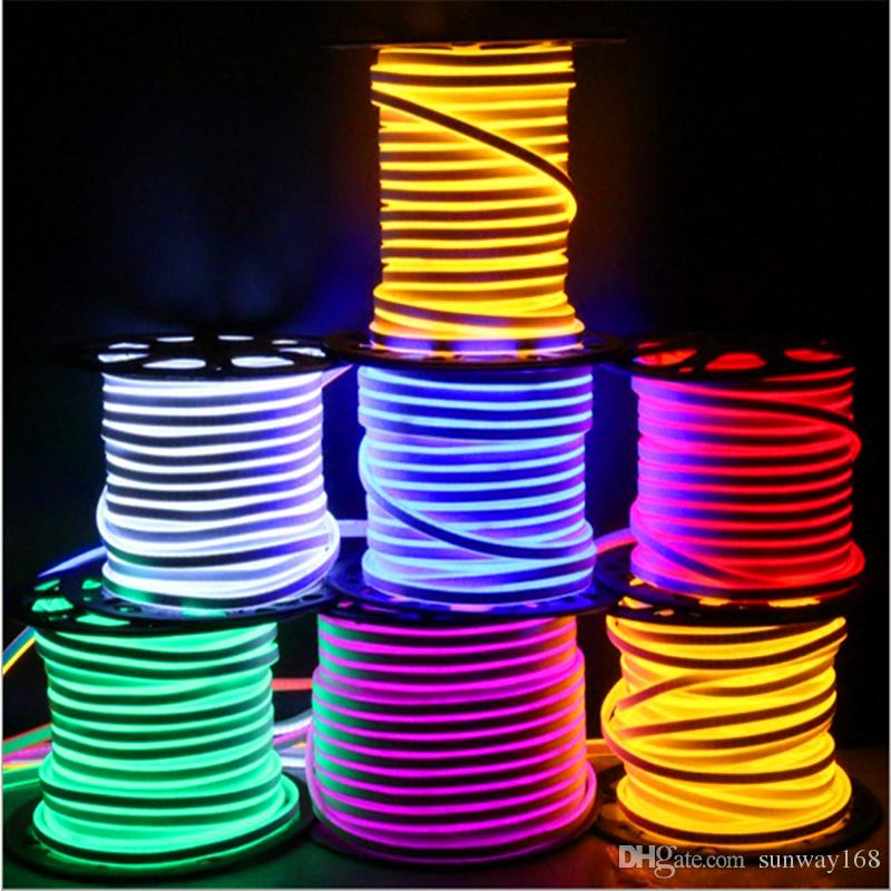 Hot sale led neon flex strip light ac220v smd2835 120ledsm led neon hot sale led neon flex strip light ac220v smd2835 120ledsm led neon rope light led strip lighting rgb led strip from sunway168 204 dhgate aloadofball Images