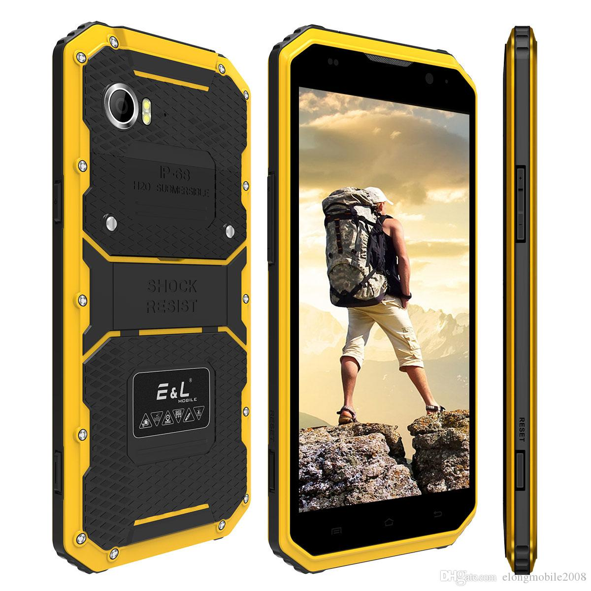 Best Rugged Smartphone Eu0026L Proofings W9 Ip68 Waterproof 6.0 Inch Android  Dual Sim Camera Outdoor 4g Let Cellphone Unlocked Stock In Usa Top Android  Phone ...