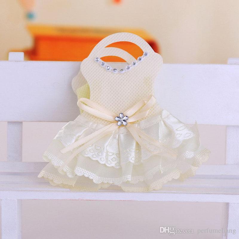 Creativo Baby Shower Favore di partito Forniture Novità Gonne GirL Candy Packaging Borse Regalo di compleanno Souvenir Candy Scatole ZA3394