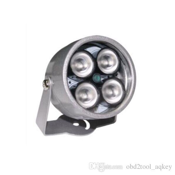 850nm fill light night vision 4 array IR led CCTV infrared illuminator for CCTV camera Fill Assist 4 array infrared IR LED Lights