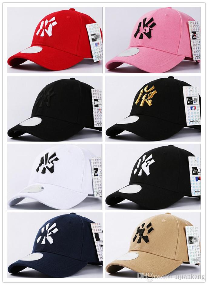 63a84316424 2017 Hot Fashion Baseball Cap N Casual Cap Men S Women Outdoor Sports  Adjustable Baseball Caps Hip Hop Snapback Cool Baseball Hats New Brand  Beanie Kids ...