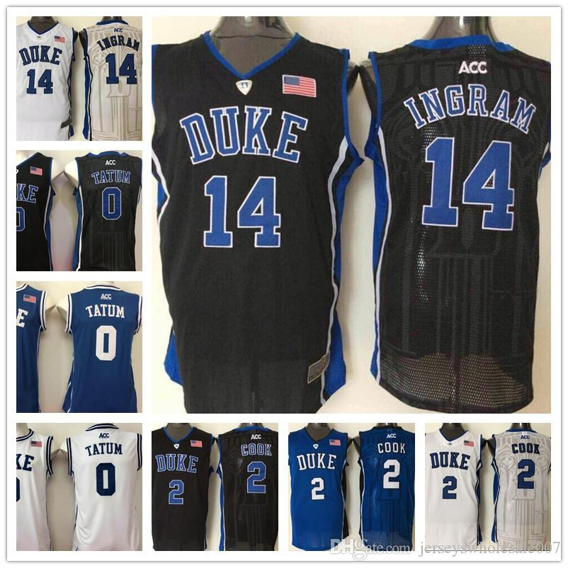 9c1e46840f1 discount 3 elite duke blue devils authentic nike youth stitched blue  college basketball jersey 52d99 11286  usa best men 0 jayson tatum 2 quinn  cook 14 ...