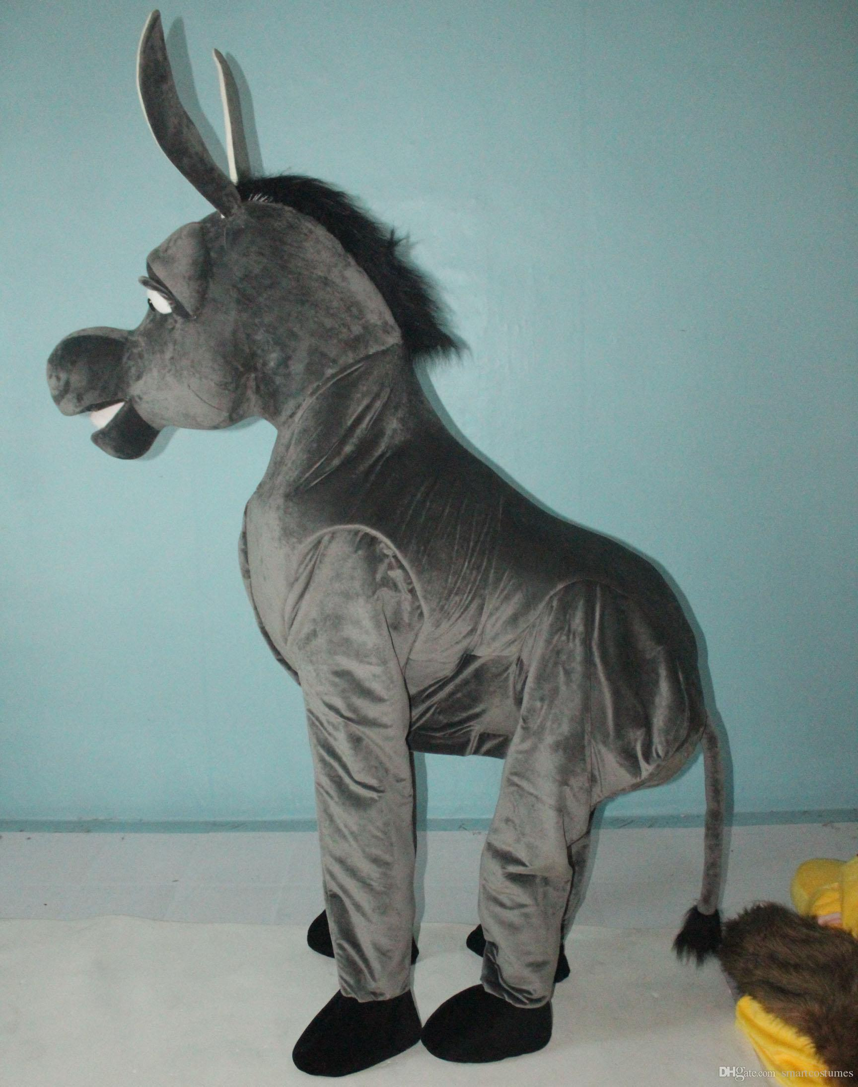 Sx0727 100% Real Photos Of Two Persons Wear Donkey Horse Mascot Costume For Adults For Sale Team Mascots Animal Mascot Costumes From Smartcostumes ... & Sx0727 100% Real Photos Of Two Persons Wear Donkey Horse Mascot ...