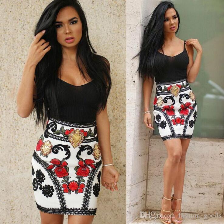 Hot sale Summer blonde women dress dress sexy harness bandage skirt skirt skirt NLX007