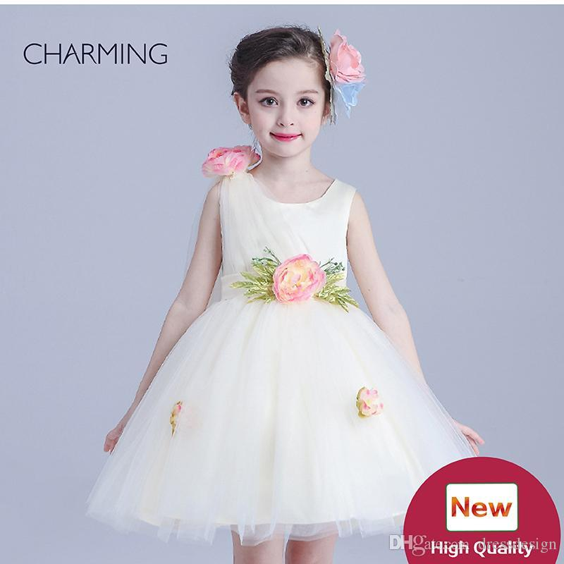 Flower Girls Buy From China Girls Flower Girl Dresses Best Selling