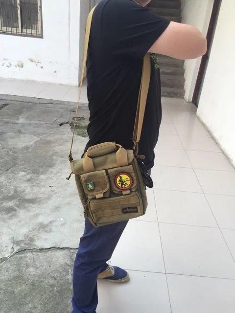 2019 Travel Tactical Waist Packs Tactical Shoulder Bag Handbag Messenger Bag  Casual Small Men Bag YKK Zipper Waterproof Wear Resistant Fabrics From ...