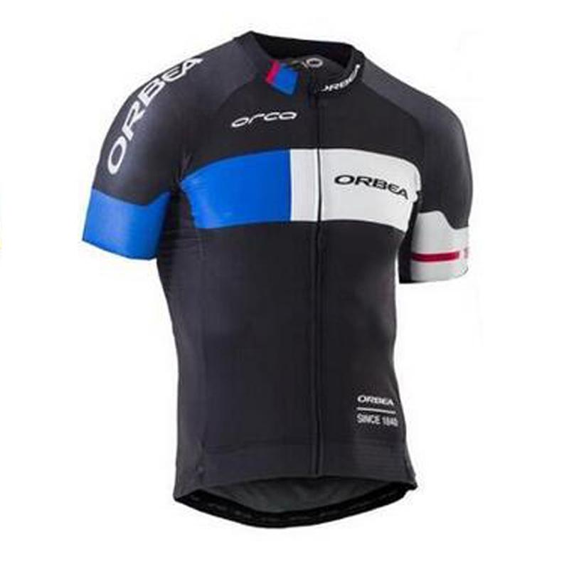 1e2e27108 Pro Team Breathable ORBEA Cycling Jersey Summer Quickdry Bike Jersey ...