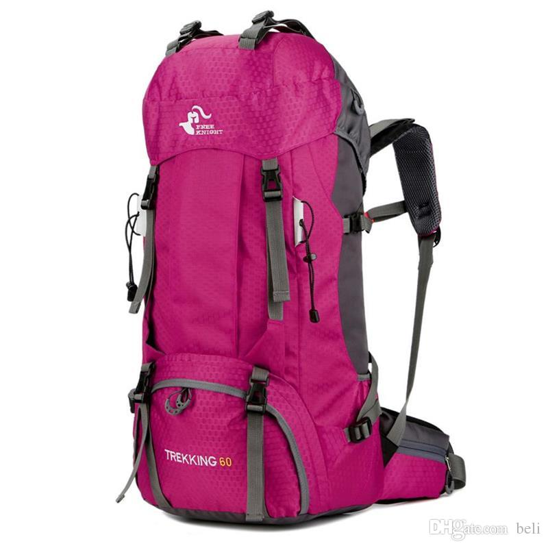 2019 Waterproof Durable Outdoor Climbing Backpack Women Men Hiking Athletic Sport  Travel Backpacks Climbing Bags High Quality Unisex Nylon Bag From Beli 6ba58887c7bfb