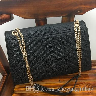 New women fashion chain single shoulder handbag lady black evening bag no126