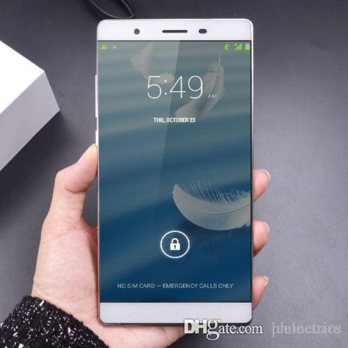 Smart Phone with Large Touch Screen